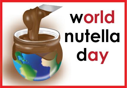 Flourless Nutella Chocolate Cake Recipe for World Nutella Day 2011