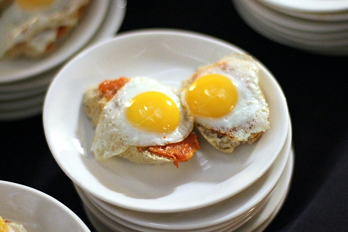 What I'm Craving: Quail Eggs and Sobrasada from El Celler de Can Roca
