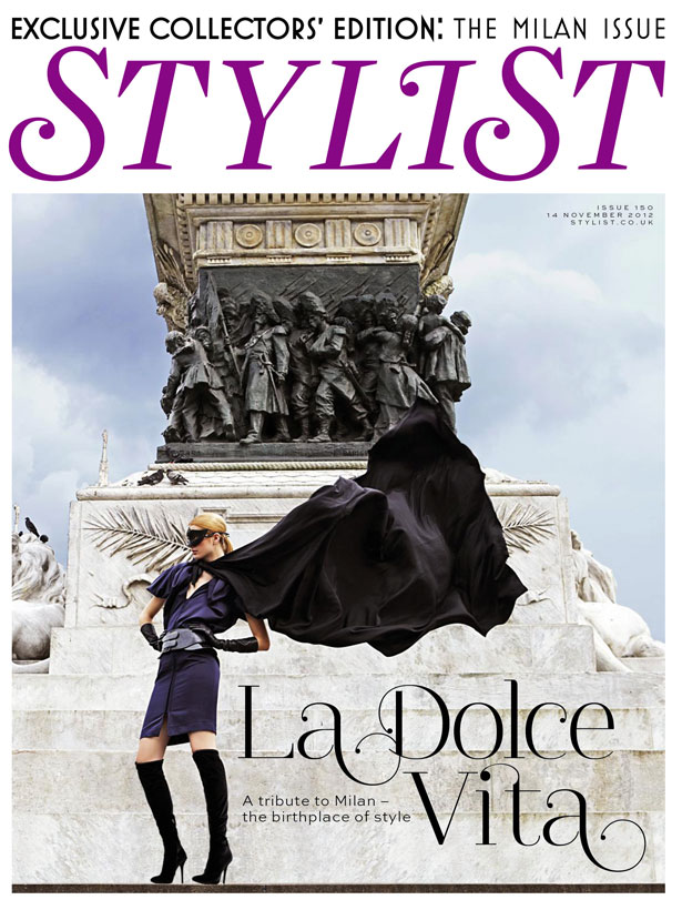 Food Lover's Guide to Milan in Stylist Magazine